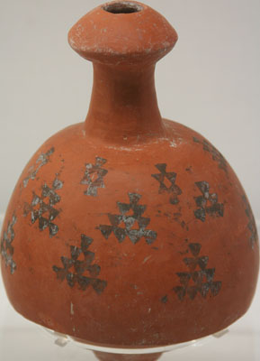 painted pottery / faience